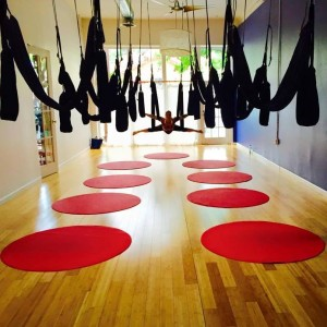 Saturday Workshop-- Aerial Yoga Play @ Sausalito | California | United States