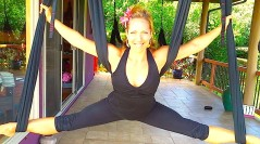 AYRx YOGA SWINGS & AERIAL YOGA PLAY