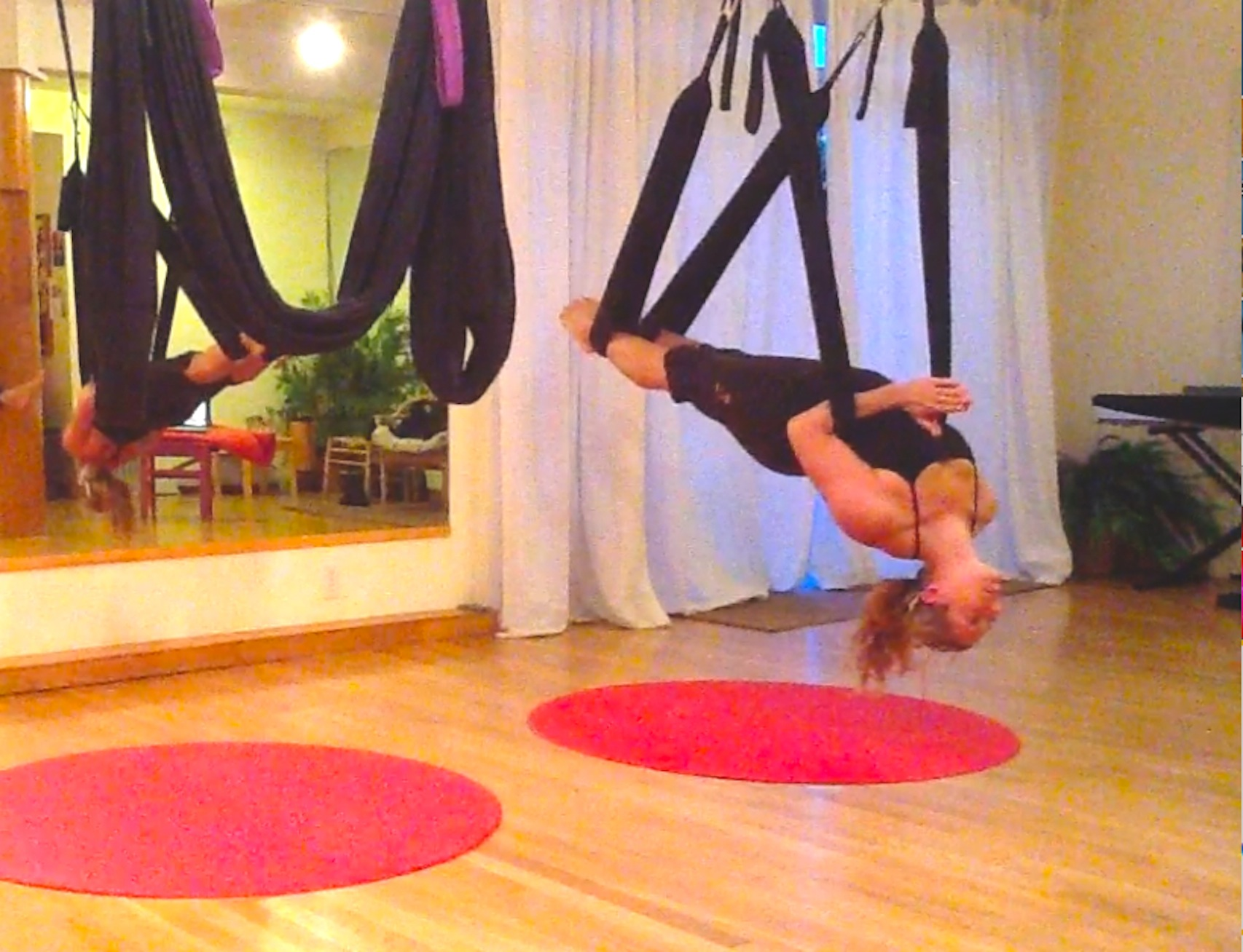 new benefits aerial hammock yoga of the what are canada coquitlam to